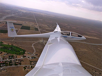 Glider Ride Adventures at Southern California Soaring Academy
